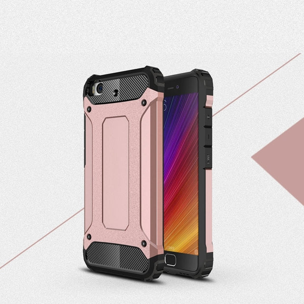 New 2017 Luxury Shell For Xiaomi Mi 5 Case Back Cover Case For Xiaomi Mi 5s Case Cover Original Viumon Mi5 Phone Accessories
