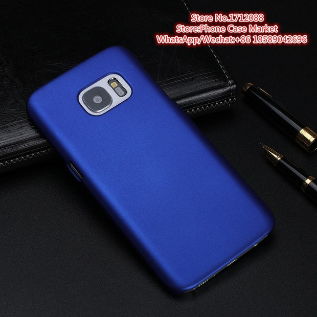 New Arrival Frosted Case For Samsung Galaxy S7 G9300 Frosted Matte Case Cover For Samsung Galaxy S7 G9300