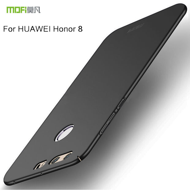 "New Brand For Huawei Honor 8 5.2"" Cover Case Original MOFI Hard Case For Huawei Honor8 Case Hight Quality Phone Shell"