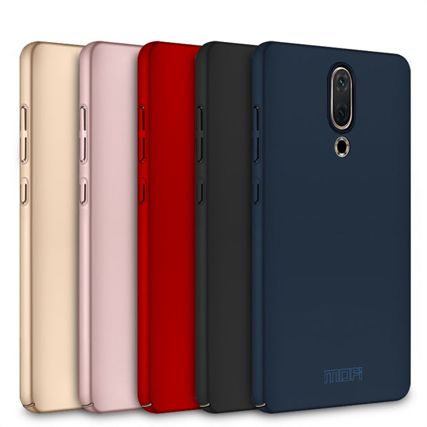 New For Meizu 16 Case MOFI Fitted Cases PC Hard Case For Meizu 16 Cover High Quality Phone Shell Ultra Thin Cover For Meizu 16