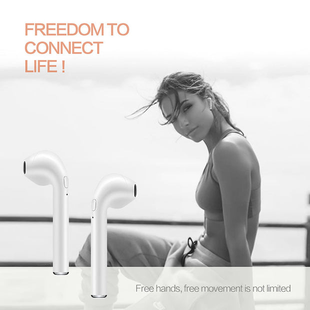 New I9s TWS Air Pods Wireless Earbuds Headphones Earpiece Mini Bluetooth Headsets I9 Earphone Ear Pods For Iphone Android I7s
