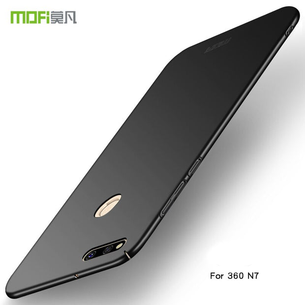 Original Brand MOFI Hard PC Matte Back Cover For Qiku 360 N7 Full Protective Ultra Thin Shell Case Qiku 360 N7 Phone Capa Fundas
