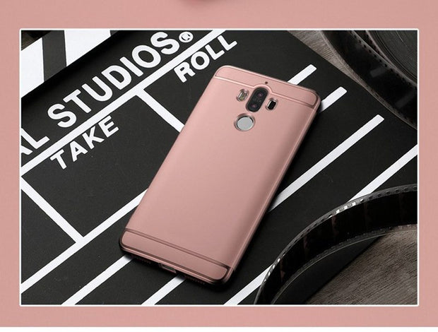 Original Coque For Huawei Honor 6X Case Cover High Quality 360 Protect Luxury 3 In 1 Ultra Thin Hard Back Cover Anti-knock Funda
