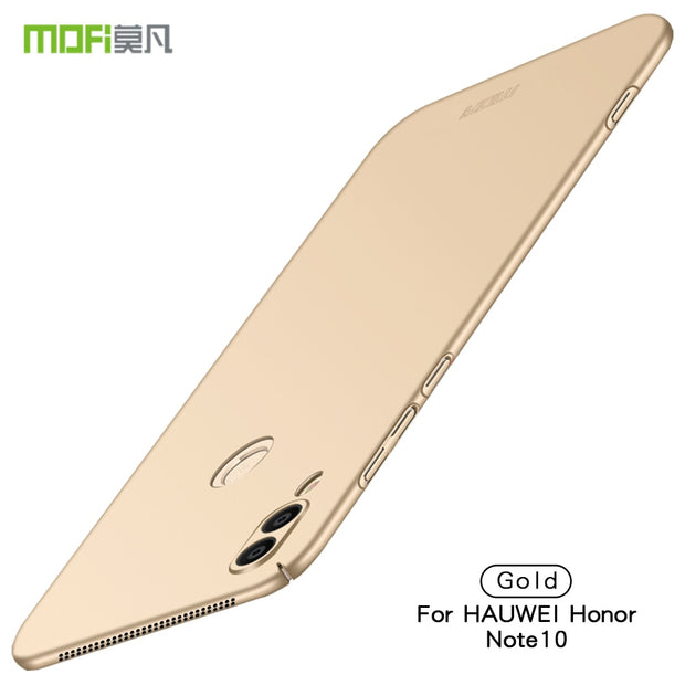 Original MOFi Brand For Huawei Honor Note 10 Case Silicone Scrub Cover Hard PC Back Cover For Honor Note10 Cases