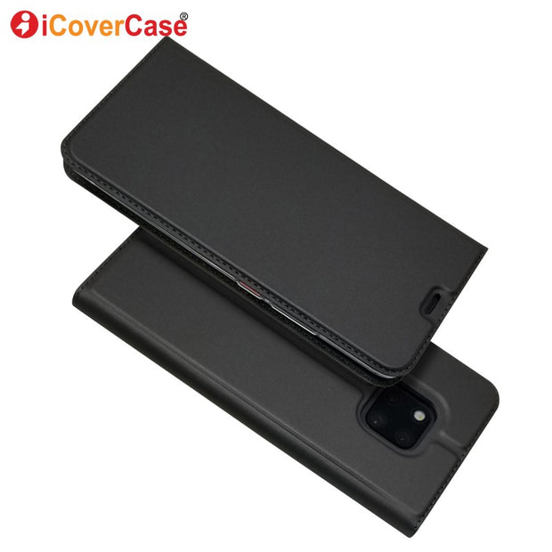 PU Leather Wallet For Huawei Mate 20 Pro Case Mate20 Lite Case Ultra-thin Flip Magnetic Stand Case Cover For Huawei Mate 20 Etui