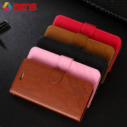 PU Leather For Xiaomi Redmi 2 3S 4 Wallet Flip Book Design Case Cover For Redmi 5A 6Pro Case Credit Card Slot Magnetic Kickstand