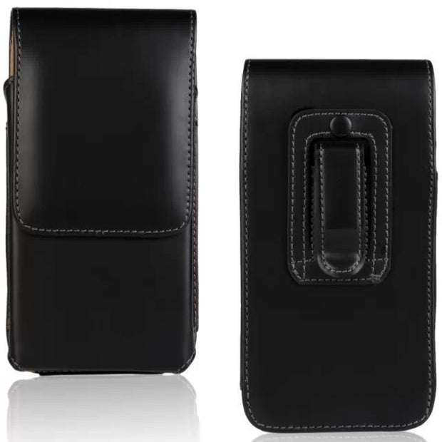 Phone Case For Huawei P7 P8 P9 P10 Lite Honor 7 With Belt Clip Waist Pouch Horizontal Holster Bag Vertical Leather Cover Coque
