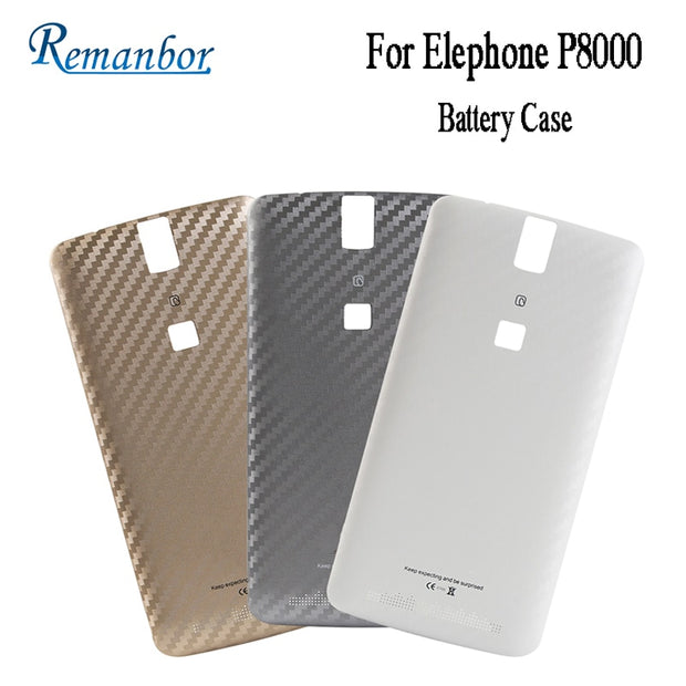 Remanbor For Elephone P8000 Battery Case 5.5'' Protective Battery Back Cover Replacement For Elephone P8000 Mobile Accessories