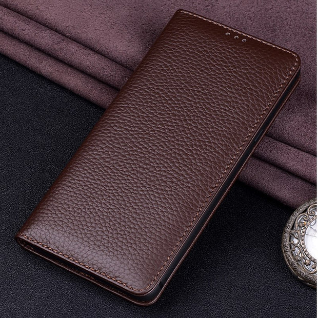 S9 S9 Plus Genuine Flip Case For Samsung Galaxy S9 / S9 Plus Leather Full Protection Cell Phone Cover For Samsung S9 S 9 Plus