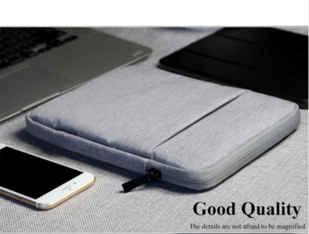 Shockproof Tablet Bag Pouch E-Book E-Reader Case Unisex Liner Sleeve Cover For Tesla Nautilus Light One Sense Script Symbol