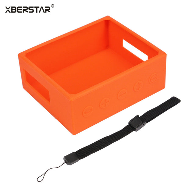 Silicone Protective Sleeve Case Skin Cover For JBL GO Portable Wireless Bluetooth Speaker