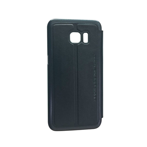 Slim Flip Double Window PU Wallet Cover Protector For Samsung Galaxy S7 Edge