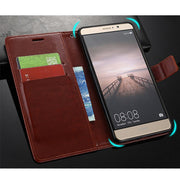 Smart View Huawei Honor 10 Case Leather,Phone Cases For Huawei Honor 10 Cover Case 100%