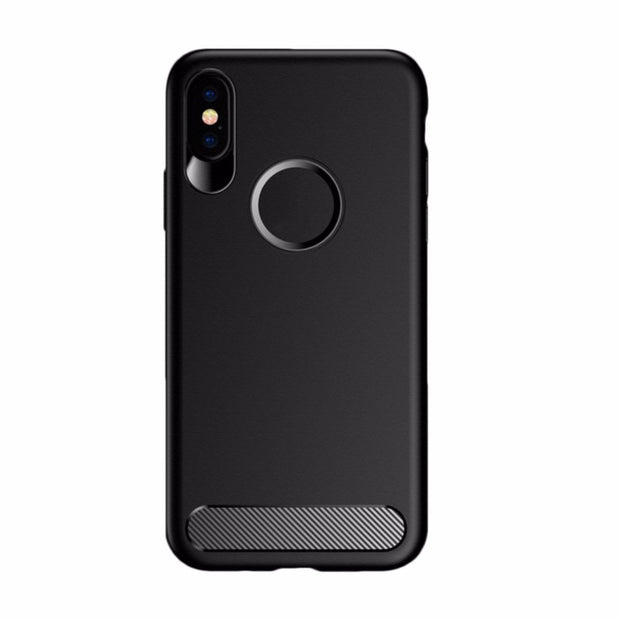 USAMS Muze Series Ultrathin Scrub Type Mobile Phone Case Soft TPU Protective Back Case Cover Suitable For IPhone 8