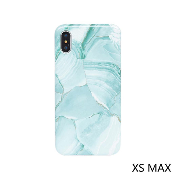 Blue iphone xs max