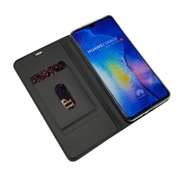 Wallet Cover Case For Huawei Mate 20 Flip Magnetic Leather Mobile Phone Accessories Bag For Mate 20 Pro Book Coque Etui Capinhas
