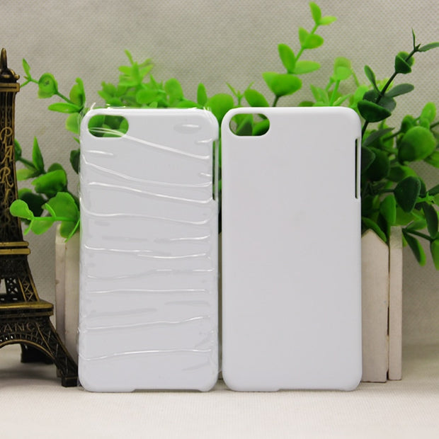 Wtsfwf New Arrival 3D Sublimation Case 3d Blank Cover For Ipod Touch 6 3d White Case