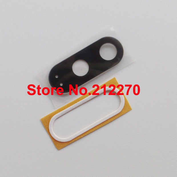 YUYOND Free DHL EMS New Back Camera Glass Lens Cover With Adhesive Sticker For Motorola G4 Plus Real Glass Wholesale