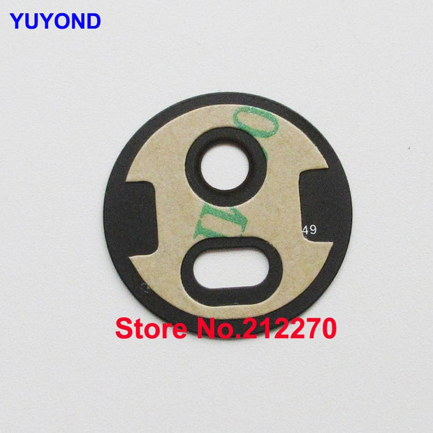 YUYOND Original New Rear Camera Glass Lens Cover With Adhesive Sticker Replacement For Motorola Moto E4 100pcs/lot Wholesale