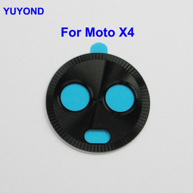 YUYOND Original New Rear Camera Glass Lens Cover With Adhesive Sticker Replacement For Motorola Moto X4 Wholesale
