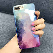 ZRSE Case For IPhone 6 Plus 6s 7 8 X XR XS Max Soft Mobile Phone Cover For IPhone 7 Sky Ray Diamond Silicone TPU Thin