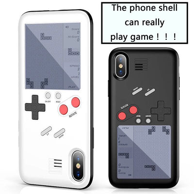 ZUCZUG Game Case For Huawei P20/P20Plus Retro Nintendo Tetris Gameboy Soft TPU Phone Case For Huawei P20 Plus Pro Cover Gift