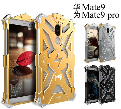 Zimon Aviation Aluminum Metal Case Strong Protection For Huawei Mate 8/Huawei Mate 9 Mate 7 Metal Case