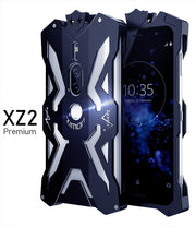 Zimon Aviation Aluminum Metal Case Strong Protection For Sony Xperia XZ Premium G8141 /For Sony Xperia XZ Premium Dual G8142