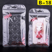 Zipperlock Retail Pack Packingbag Can For Samsung HTC Apple Xiaomi Others Electronic Accessories Package Bag 300pcs/lot Freeship