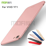 For Vivo Y71 Case Back Cover Original MOFi Luxury PC Protective Phone Shell Hard Case For VivoY71 Y71A Cover 5.99 Coque