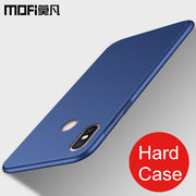 For Xiaomi Mi A2 Case Cover MOFI Mi A2 Hard PC Back Cover Case For Xiaomi Mi 6x Full Cover Case MiA2 Black Case Capa 5.99''