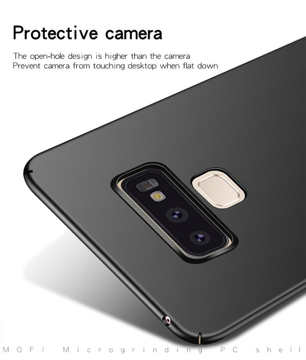 "Mofi Case For Samsung Galaxy Note 9 6.4"" Case Note9 Case Hard Cover Coque For Samsung Galaxy Note 9 Note9 Cover"