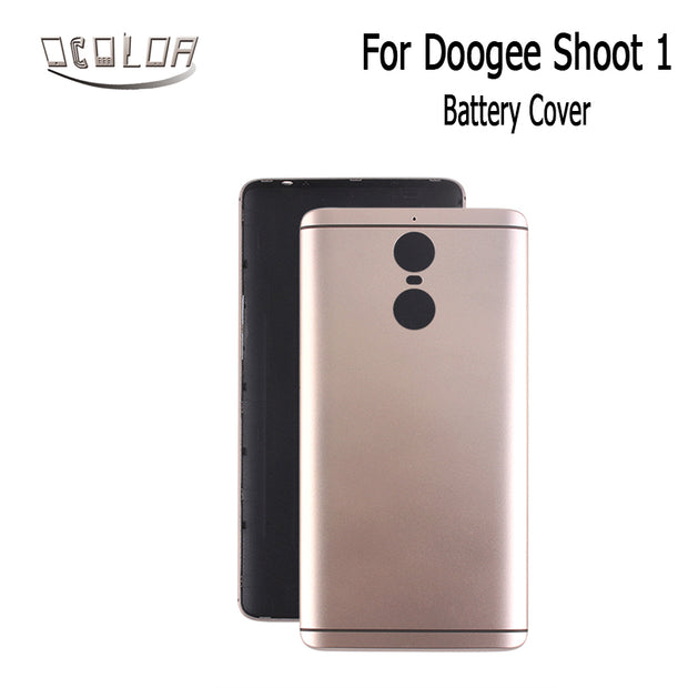Ocolor For Doogee Shoot 1 Battery Case Original Durable Protective Back Case Replacement For Doogee Shoot 1 Mobile Phone
