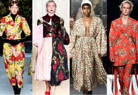 6 Fashion Trends To Take From The Catwalk For AW19