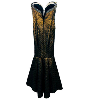 J.Mendel Evening Gown. Size 4US
