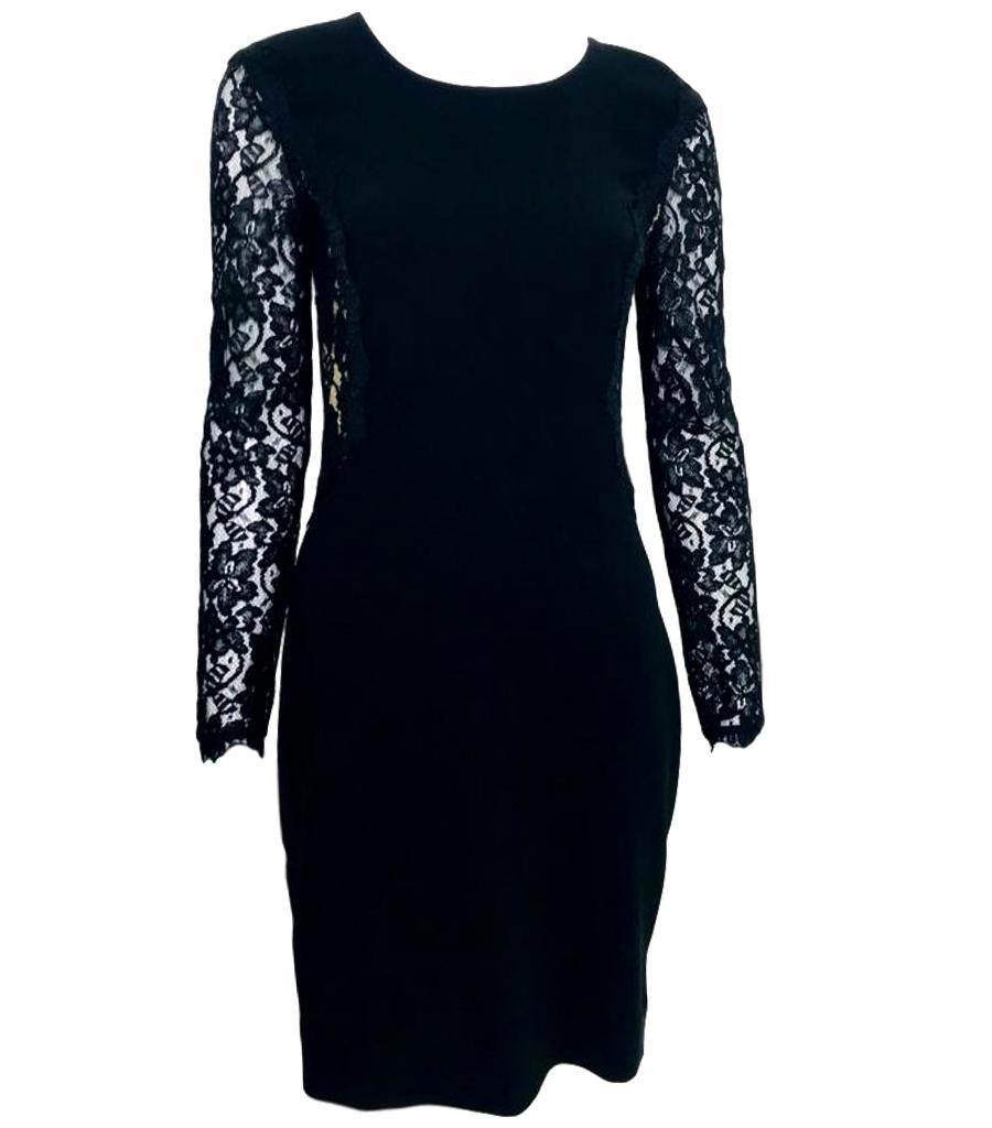 Diane Von Furstenberg Lace Dress. Size 6US