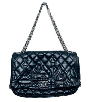 Chanel Paris Moscow Bag