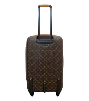 Louis Vuitton Monogram Zeyphr 4 Wheel Suitcase 70cm