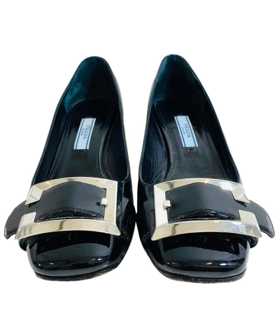 Prada Pumps. Size 35.5