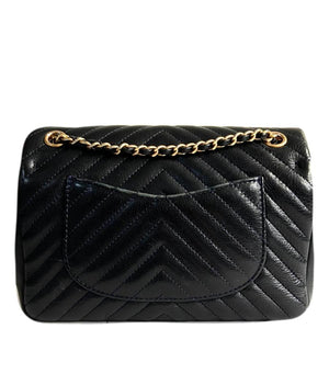 Chanel 'Rock The Corner'  Leather Ltd Edition Flap Bag