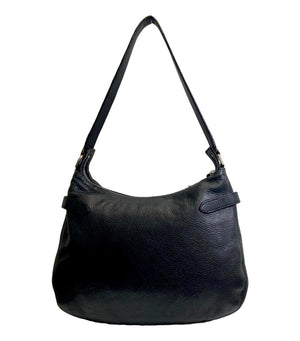 Mulberry Leather Hobo Bag