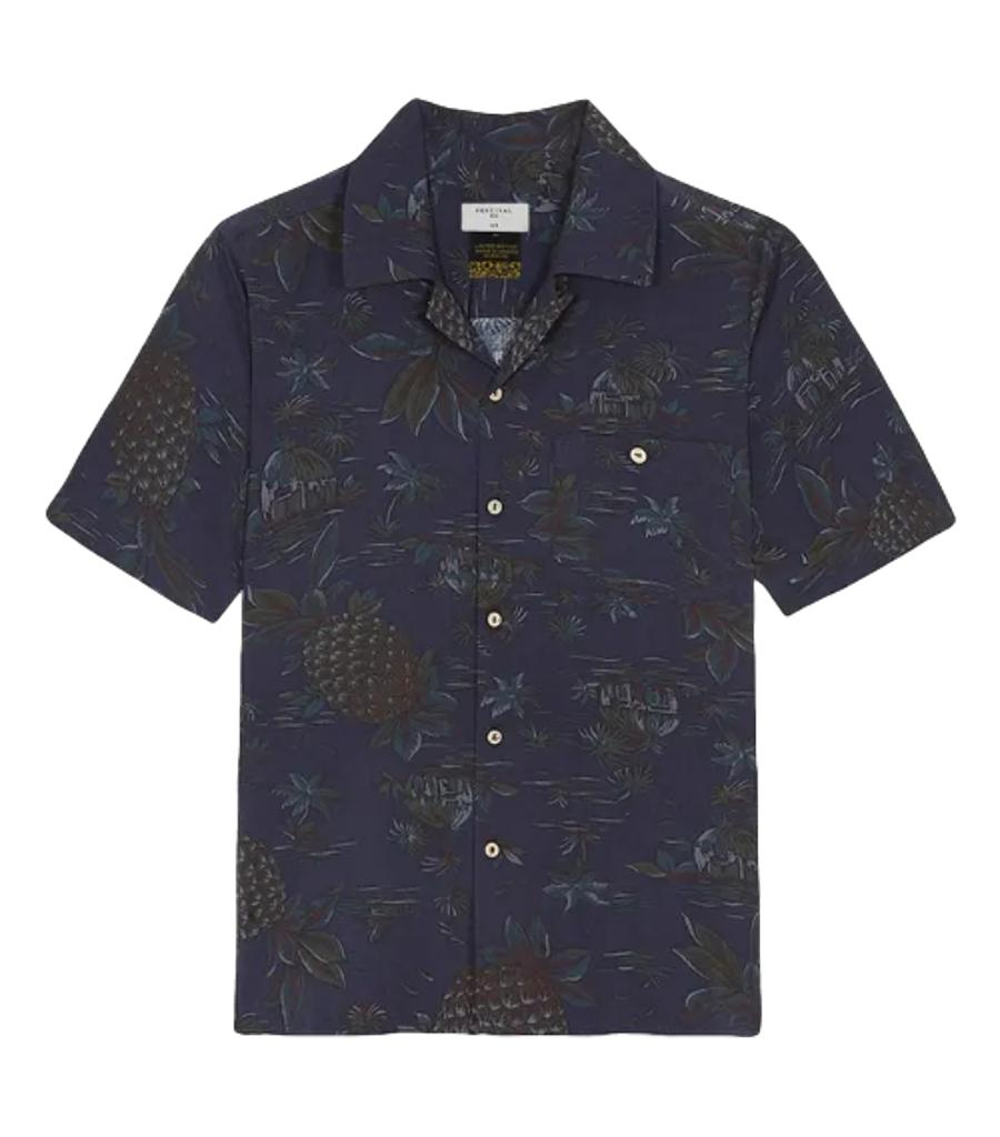 Percival Pineapple Shirt. Size 01