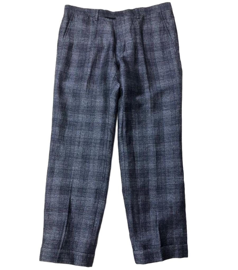 Dries Van Noten Cropped Trousers. Size 46