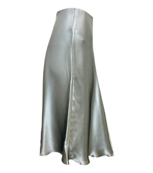 Gucci Silk Skirt. Size 38IT