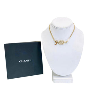 Chanel 'CC Forever' Necklace