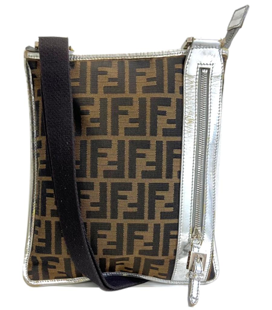 Fendi Monogram Cross Body Bag
