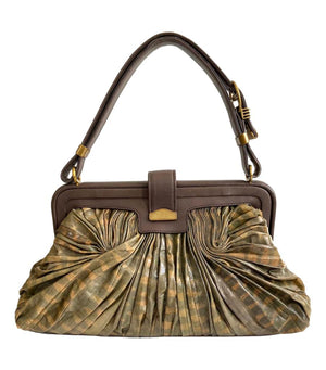Bottega Veneta Ltd Edition Lizard Skin Bag