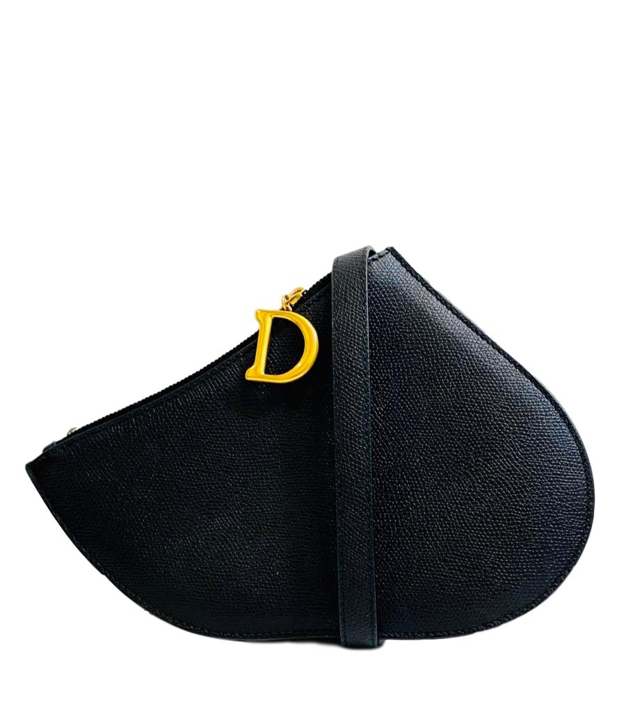 Dior Cross Body Saddle Bag