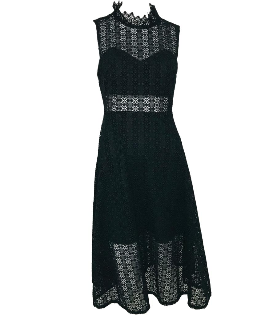 Sandro Alisa Dress. Size 2US