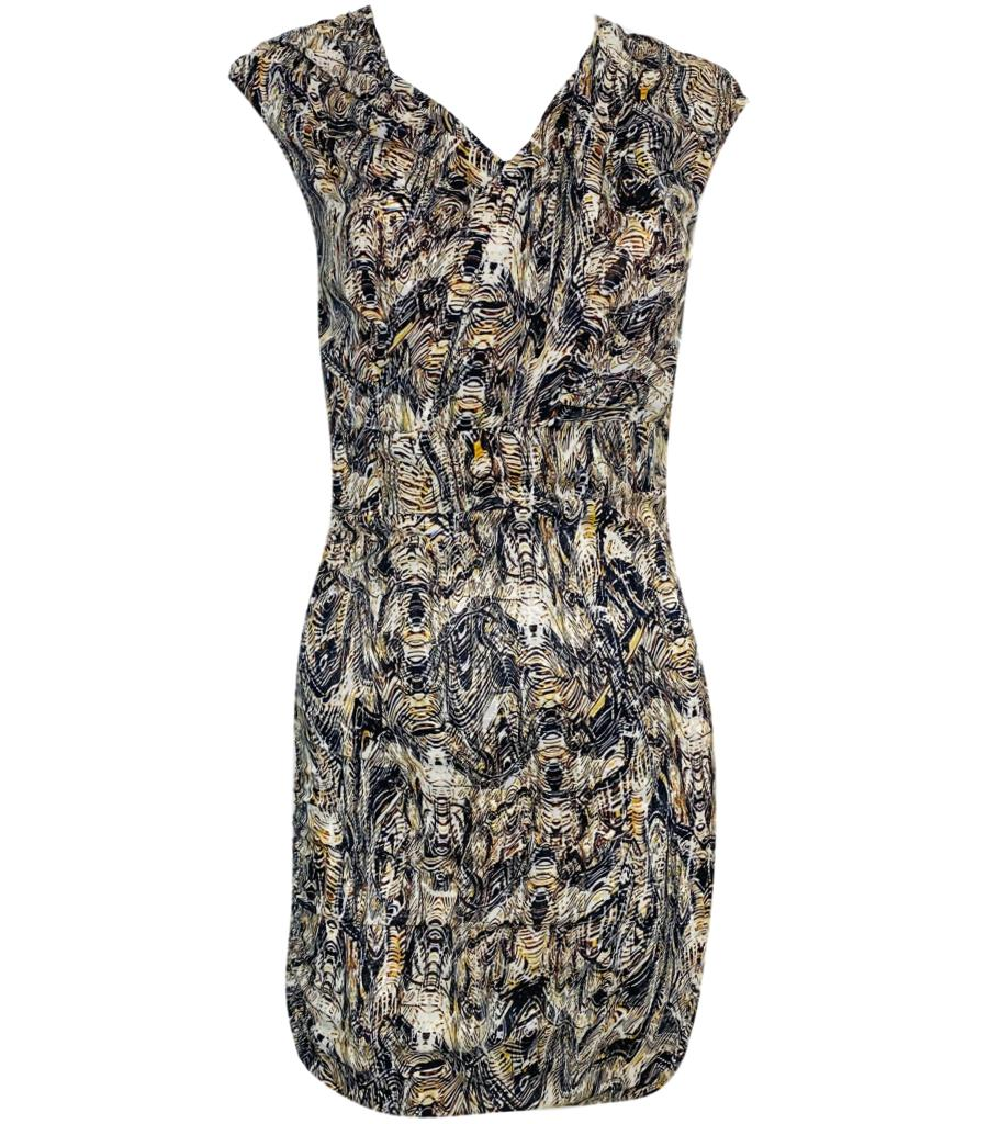 Iro Twist Zilla Silk Dress. Size 0US